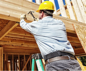 Contractor working - Questions to ask before choosing a Contractor - Fort Myers - Richardson Custom Homes