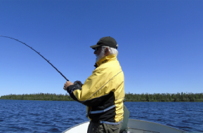 fisherman - Boating tips - Fort Myers - Richardson Custom Homes