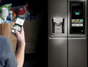 Smart refrigerator – What are Smart appliances - Fort Myers - Richardson Custom Homes